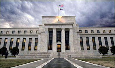 The Federal Reserve of the United States.